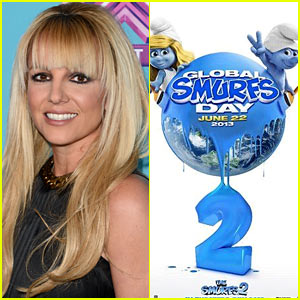 Britney Spears' New Song: 'Ooh La La' for 'Smurfs 2'!