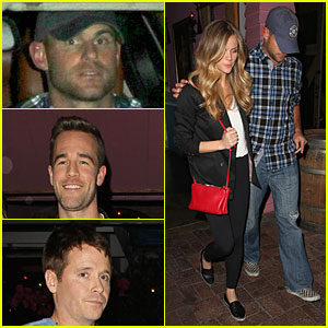 Brooklyn Decker & Andy Roddick: 'Friends with Better Lives' Dinner!