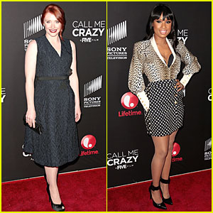 Bryce Dallas Howard & Jennifer Hudson: 'Call Me Crazy' Premiere!