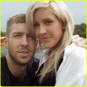 Calvin Harris & Ellie Goulding's 'I Need Your Love' Video Premiere!