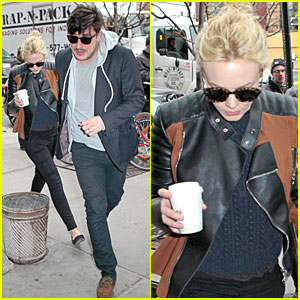 Carey Mulligan & Marcus Mumford: Holding Hands in the East Village!