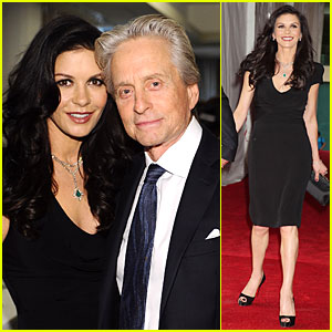 Catherine Zeta-Jones & Michael Douglas: Chaplin Award Gala!