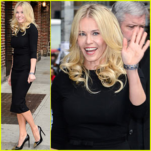 Chelsea Handler: 'Letterman' Appearance After Nude Video!