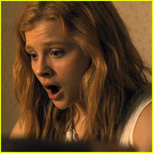 Chloe Moretz & Julianne Moore: First 'Carrie' Footage!
