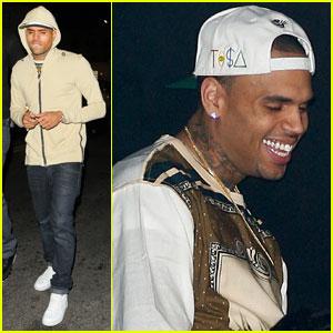 Chris Brown: Surprise Playhouse Performer
