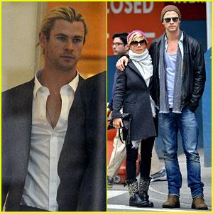 Chris Hemsworth: 'Rush' Trailer - Watch Now!