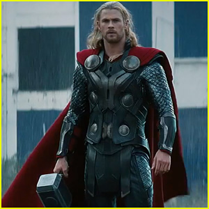 Chris Hemsworth: 'Thor: The Dark World' Teaser Trailer - Watch Now!