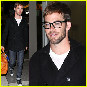 Chris Pine: From Los Angeles to Sydney!