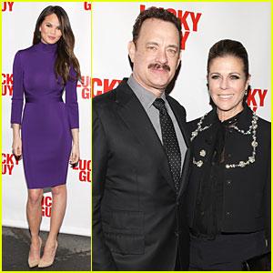 Colin Hanks Tom Hanks