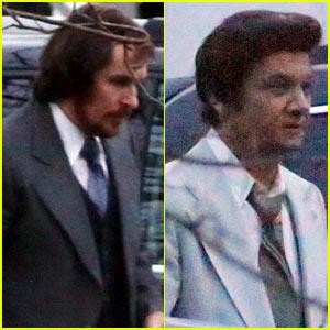 Christian Bale: Boston Manhunt Halts 'American Hustle' Filming