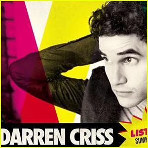 Darren Criss Announced 'Listen Up' Summer Tour!