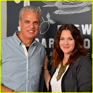 Drew Barrymore Cooks with Chef Eric Ripert - Watch Now!