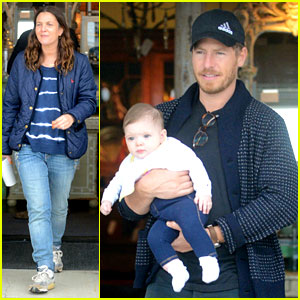 Drew Barrymore & Will Kopelman: Antique Shopping with Olive!