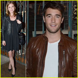 Emily VanCamp & Josh Bowman: 'Revenge' Season Two Wrap Party