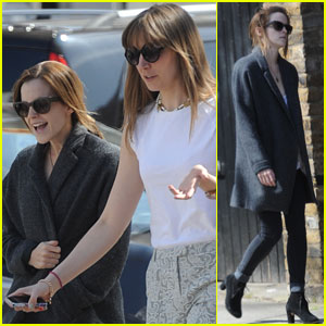 Emma Watson: Lovely in London!