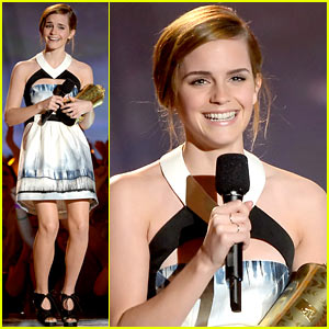 Emma Watson - MTV Movie Awards 2013