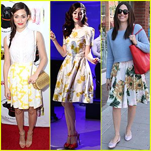 Emmy Rossum: 'Today Show' Performance - Watch Now!