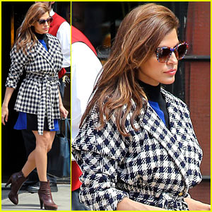 Eva Mendes: 'I Can't Believe Designers Still Use Real Fur'