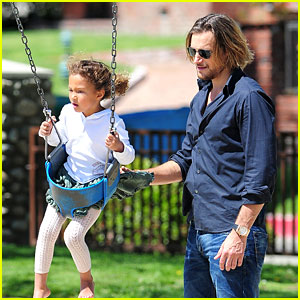 Gabriel Aubry: Park Playtime with Nahla!