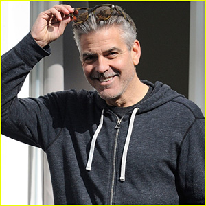 George Clooney: Working with 'Argo' Team for 'Coronado High'!