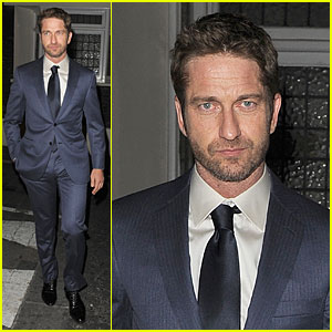 Gerard Butler: I Love to Dance!
