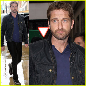 Gerard Butler: You Don't Have to Be American to Watch 'Olympus'