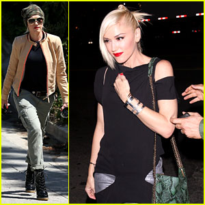 Gwen Stefani & No Doubt: Back in the Studio!
