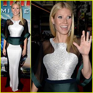 Gwyneth Paltrow: 'Iron Man 3' Hollywood Premiere