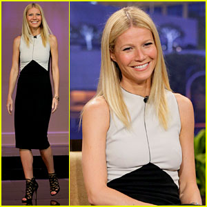Gwyneth Paltrow: 'Tonight Show with Jay Leno' Appearance!