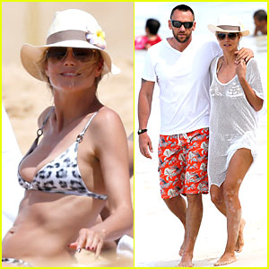 Heidi Klum & Family: Back in L.A. After Hawaii Drowning Save