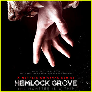 Bill Skarsgard: 'Hemlock Grove' Now Playing on Netflix!