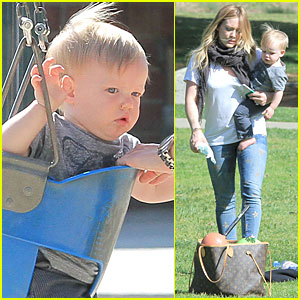 Hilary Duff: Ashton Kutcher's Love Interest on 'Two and a Half Men'!