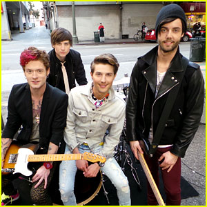 Hot Chelle Rae: 'Hung Up' Video & Exclusive Set Photos!