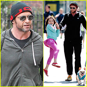 Hugh Jackman: Razor Attacking Fan Charged with Stalking