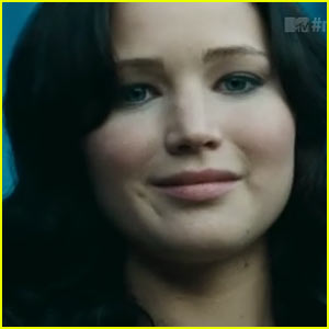 Jennifer Lawrence: 'Hunger Games: Catching Fire' Teaser Sneak Peek!