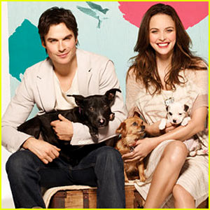 Ian Somerhalder: Josie Maran's Model Citizen Campaign!