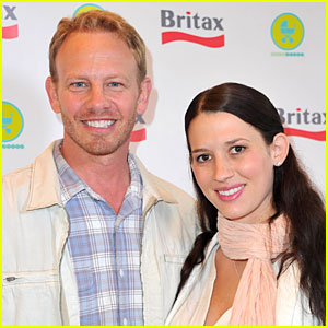 Ian Ziering Welcomes Second Daughter Penna!