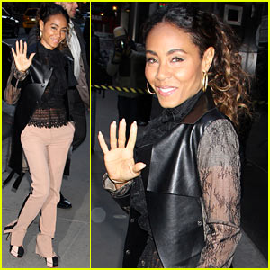 Jada Pinkett-Smith Talks Young Celebrity Bullying on 'GMA'