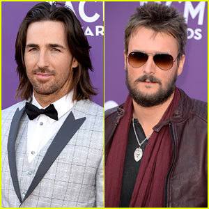 Jake Owen & Eric Church - ACM Awards 2013
