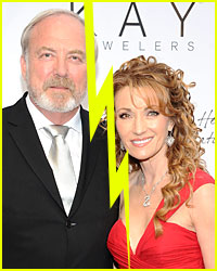 Jane Seymour & James Keach Split