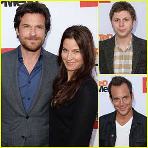 Jason Bateman & Michael Cera: 'Arrested Development' Season 4 Premiere!