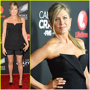 Jennifer Aniston: 'Call Me Crazy: A Five Film' Premiere!