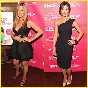 Jennifer Aniston: I Helped Will Forte Through Breakup