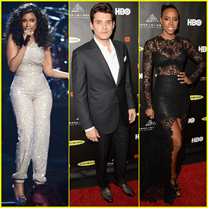 Jennifer Hudson & John Mayer: 2013 Rock & Roll Hall of Fame Induction!