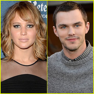 Jennifer Lawrence & Nicholas Hoult Spotted Out to Dinner