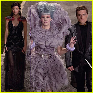 Jennifer Lawrence: Sheer 'Hunger Games' Still!