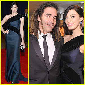 Jessica Pare - White House Correspondents' Dinner 2013 Red Carpet
