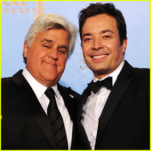 Jimmy Fallon To Replace Jay Leno as 'Tonight Show' Host!