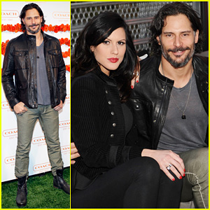Joe Manganiello: Coach's Night of Shopping with Bridget Peters!