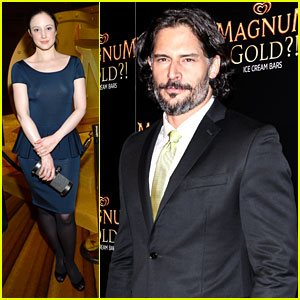 Joe Manganiello: Magnum's 'As Good As Gold' at Tribeca!